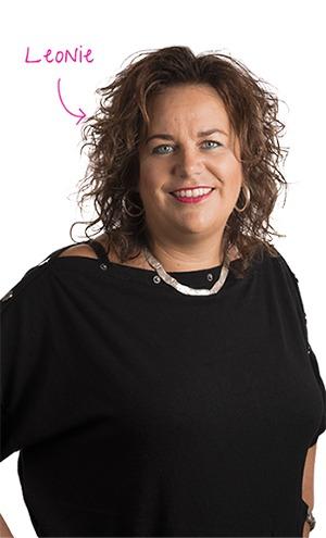 Leonie van Bergenhenegouwen dermatologie haarwerk delft, haarwerk monster