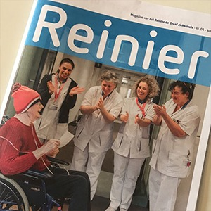 Reinier de Graaf Mienis & Co Pruiken - Haarwerken, krant, haaruitval, chemo