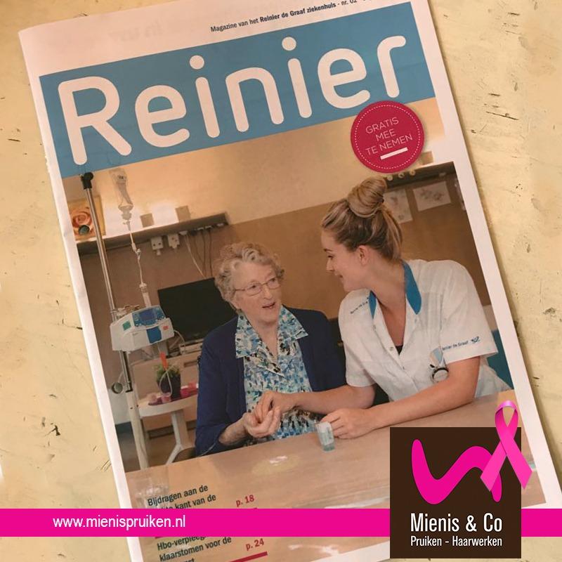 Reinier de Graaf Ziekenhuis, Mienis & Co Pruiken - Haarwerken, Haarstukje, natuurlijk