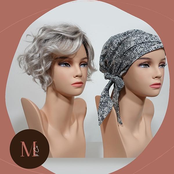 alternatief haarwerk, chemomuts, hoofdbedekking
