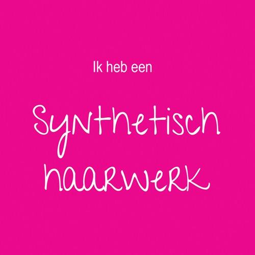 Synthetisch haarwerk wassen bij Mienis & Co Pruiken - Haarwerken